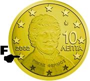 Euro Münzen Siewert Griechenland Hellas Euro Münzen